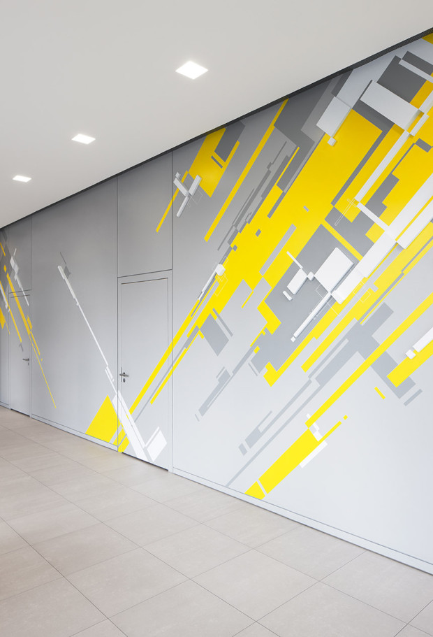 HZ, o.T., Tower 31, Hannover, verschiedene Materialien, 2013